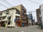 南海線住吉大社駅の一棟売りマンション