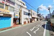 京急久里浜線北久里浜駅の一棟売りビル