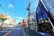 JR横浜線大口駅の一棟売りビル