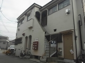 都営新宿線一之江駅の一棟売りアパート