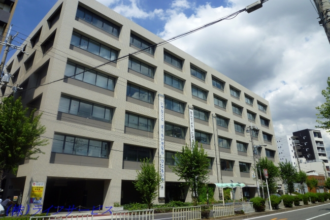 淀川区役所<br />