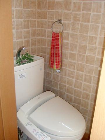 <br />トイレ